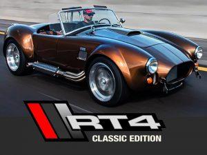 RT4 Cobra Roadster