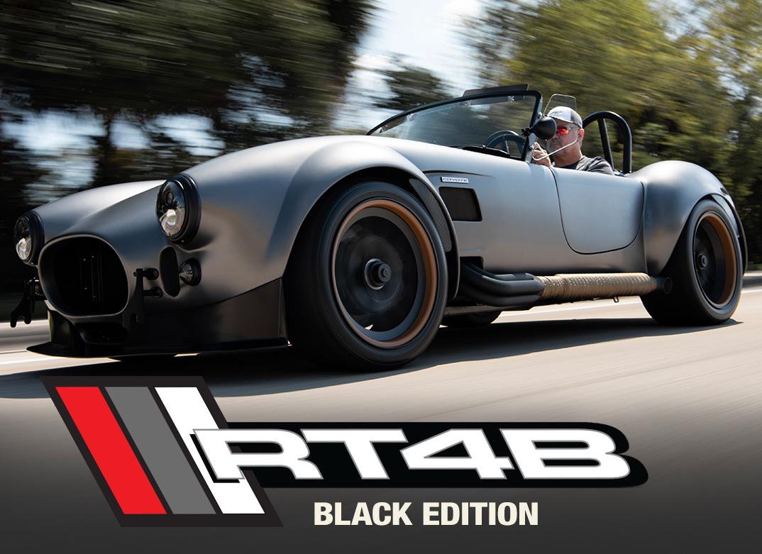RT4 Black Edition